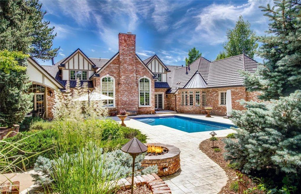 luxury home in Cherry Creek